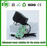 caricabatteria 4.2V1a per la batteria di 1s Li-Polymer/Li-ion/Lithium dell'adattatore di potere