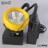 3W 크리 사람 LED 광업 헤드 램프, 안전모 램프