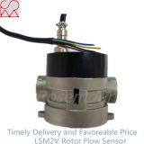 Impulskennzeichen-ausgegebener Mikroanblick-Durchflussgeber und Sichtpaddel-Rad-Strömungsmesswertgeber
