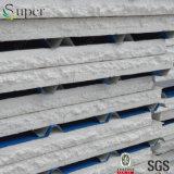 건축재료 격리된 강철 EPS 샌드위치 칸막이벽 위원회