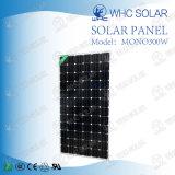 太陽系のためのWhc 36V300Wのモノラル太陽電池パネル