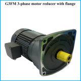 G3シリーズIECのフランジが付いている螺旋形連動させられた単位モーター