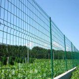 Cerca revestida del acoplamiento de alambre del PVC Eurofence