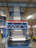 1700mm HDPE ABA Film Blowing Machine avec Double Friction Winder