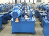 Sistema de petróleo de Hydrolic para la planta del cemento