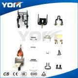 Caja moldeada de Disyuntor / DC MCCB / piezas de montaje MCB / Acb