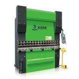 We67k 시리즈 전동 유압 이중 자동 귀환 제어 장치 CNC 구부리는 기계