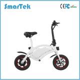 APP制御S-013-1を用いる電気自転車を折るSmartek 2017屋外のEbikeの移動性