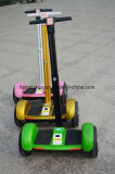 ハンドルが付いている小型電気自己バランスのスクーター