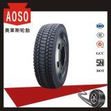 모든 강철 광선 트럭과 버스 타이어 11r22.5