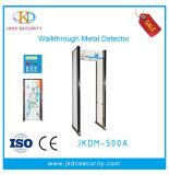 안전 검사 (JKDM-100)를 위한 금속 탐지기를 통해서 안전 장비 도보