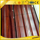 Grano de madera de aluminio modificado para requisitos particulares para la puerta de madera simulada