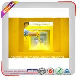 Ral 1018 glatte gelbe Farben-thermostatoplastische Epoxid-Polyester-Puder-Beschichtung