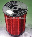 O círculo de alumínio isolado esmaltado da isolação o fio de alumínio prende o fio de Eal