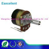 Potenziometro rotativo con l'interruttore per i prodotti elettronici di consumo di velocità del ventilatore