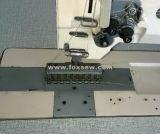 여름 자기 매트를 위한 3배 바늘 합성 공급 재봉틀 박음질 기계