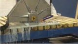A ponte de alta velocidade do CNC viu a máquina de estaca de pedra Xzqq625A