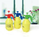 bouteille en plastique de lotion de pulvérisateur de jardin du choc 300ml avec la pompe (UFIC-300-037)