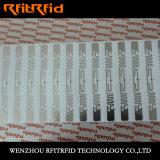 Resistencia a doblar la etiqueta engomada elegante de RFID