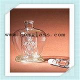 Vaso della spezia del Cruet del vaso della bottiglia di vetro del vino