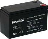 batería de plomo del AGM de 12V 7ah