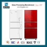 Glace éclatante de couleur d'impression d'écran en soie pour le climatiseur de réfrigérateur