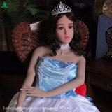 Boneca realística do sexo do TPE da pele macia com a boneca contínua de borracha de esqueleto do amor de Matel