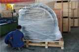 Genehmigte doppeltes geflanschtes Dn1400 Drosselventil mit Platte C95800 und Cer ISO Wras