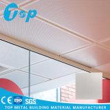 Alluminio decorativo di alta qualità risieduto nelle mattonelle del soffitto per il soffitto