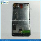 Écran d'écran LCD pour Nokia Lumia 630/635 remplacement d'affichage à cristaux liquides