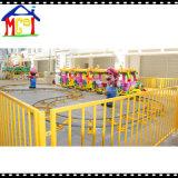 Equipamento do divertimento para o campo de jogos interno e ao ar livre o pouco trem