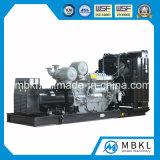 Open Diesel die van de Verkoop van de Fabriek van het Type 1360kw/1710kVA Generator door Perkins Engine wordt aangedreven (4012-46TAG3A)