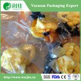 Verpacken- der Lebensmittelbeutel