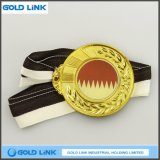 カスタム金メダル一義的な挑戦は記念品の金属のクラフトを鋳造する