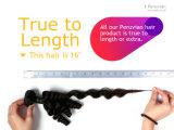 도매 9A 처리되지 않은 꼬부라진 Virgin 머리 브라질 또는 Malaysian 페루 또는 인도 사람의 모발 연장
