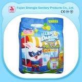 Pañales disponibles impresos la mejor venta del bebé de la marca de fábrica conocida del modelo encantador del oso