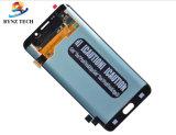 Handy-Touch Screen LCD für Rand Samsung-S6 plus Belüftungsgitter des LCD-Digital- wandler+Touch