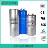 Tipo condensador del condensador de la película del polipropileno de corrida dual del condensador del condensador de la CA de 35/5UF