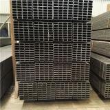 ASTM A500 GR. preços quadrados de aço pretos de uma tubulação de Q235 Q345