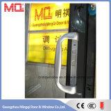 Fatto nel portello scorrevole di alluminio della Cina con il disegno della griglia