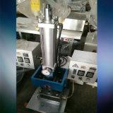 De cuero de PVC de PVC estampado en caliente máquina de grabado grabado