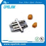 Fc-LC het DuplexSimplex van de Adapter van de Vezel Optische