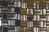 Естественная Bamboo циновка ливня блока для ванной комнаты & настила