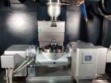 2017新しい発達した普及した5軸線4のSincrounous CNCのフライス盤、CNCのマシニングセンター