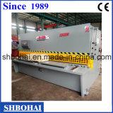 QC12K 8X2500 CE aprobado Máquina cizalla hidráulica para la venta
