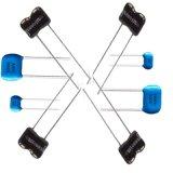 condensatore di mica ad alta tensione di 10-240PF 500V Tmcm01