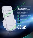 Controlador remoto para luzes de teto de 6 teclas