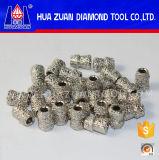 Huazuan 다이아몬드 공구 7.2mm 다이아몬드 철사는 3.9mm 안 직경을%s 가진 구슬을 보았다