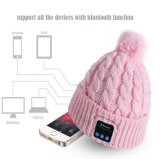 Chapéu de Bluetooth Warm Bluetooth de moda / Beanie Bluetooth