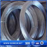 El surtidor de China galvaniza la cuerda de alambre de acero 8m m